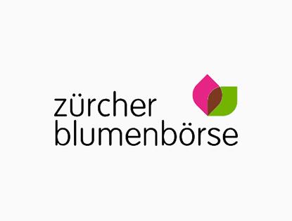 Logo Zürcher Blumenbörse