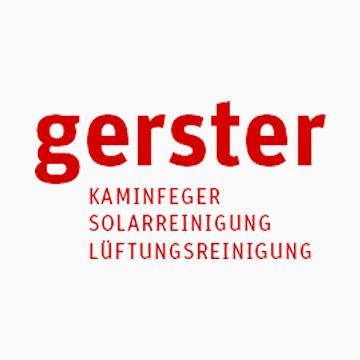Daniel Gerster Kaminfegermeister